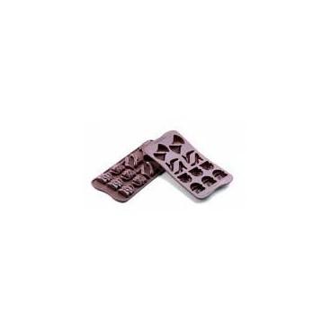 Mada - formelės šokoladui, ledukams