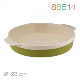 Keramikinė apvali forma, 28 cm/ 88514