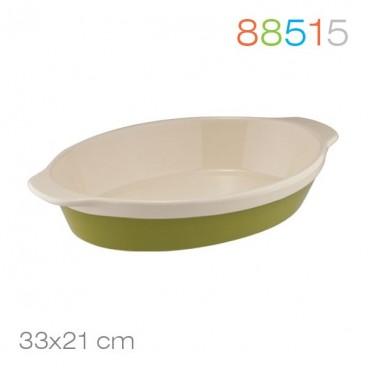 Keramikinė ovali forma, 33x21 cm/ 88515