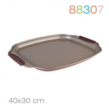 Forma metalinė, plokščia, 40x30cm/ 88307