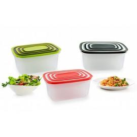 """Dėžutė maistui 7 dalių, """"Yoko Design"""""""