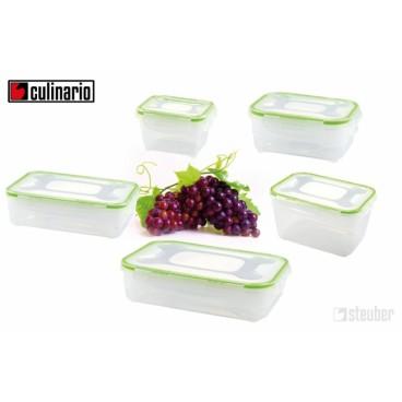 Plastikinė dėžutė maistui