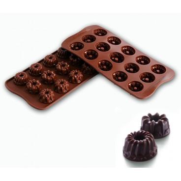 Fantazija - formelės šokoladui, ledukams