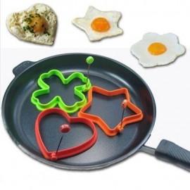 Žvaigždutė - silikoninė formelė kepti kiaušiniams, blynams