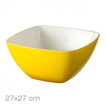 Salotinė geltona, akrilinė 27x27cm/ 88756