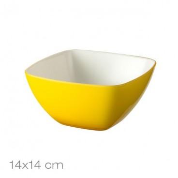 Salotinė geltona, akrilinė 14x14cm/ 88757