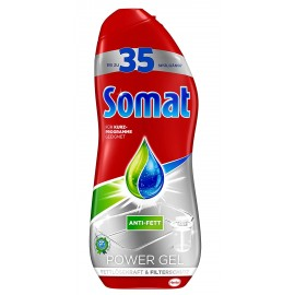Indaplovių gelis Somat Anti-Fett Power gel, 700 ml
