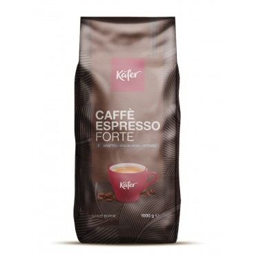 "Kava pupelėmis, KAFER ""Espresso"", 1000 g"