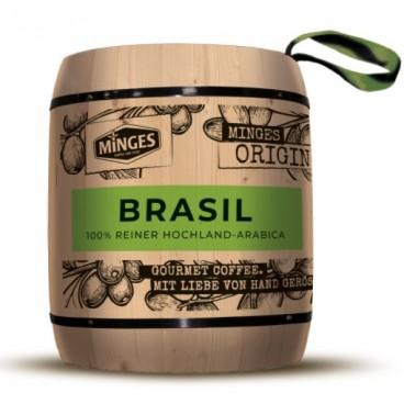BRASIL HOCHLAND-ARABICA, 250 g, kava pupelėmis/ MINGES