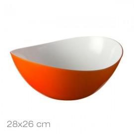 Salotinė oranžinė, akrilinė 28x26cm/ 88762